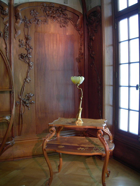 Art Nouveau Furniture In Musee D 39 Orsay Paris Flickr Photo Sharing