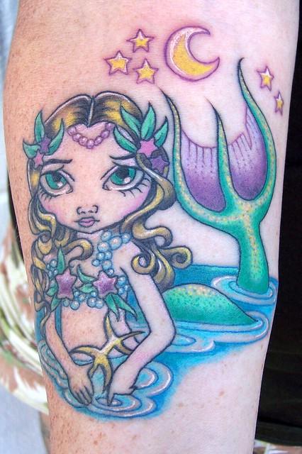 Mary's Mermaid
