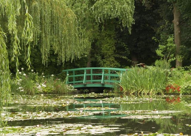 Giverny giardino delle ninfee ponte giapponese explore i flickr photo sharing - Giardino delle ninfee ...