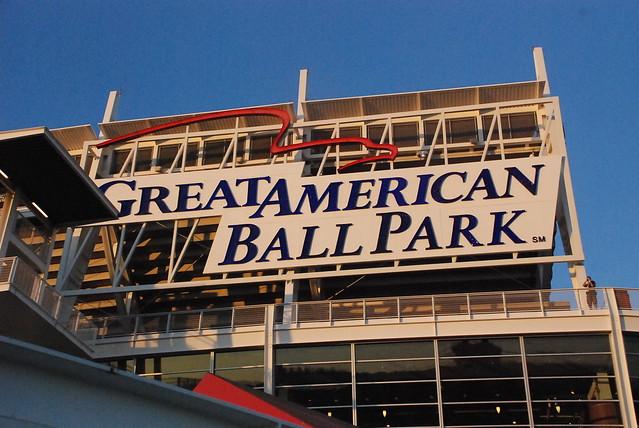Great American Ball Park, Cincinnati - Flickr CC IndyDina with Mr. Wonderful