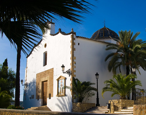 Hermitage Chapel of St. Vicent Ferrer, Teulada, Costa Blanca