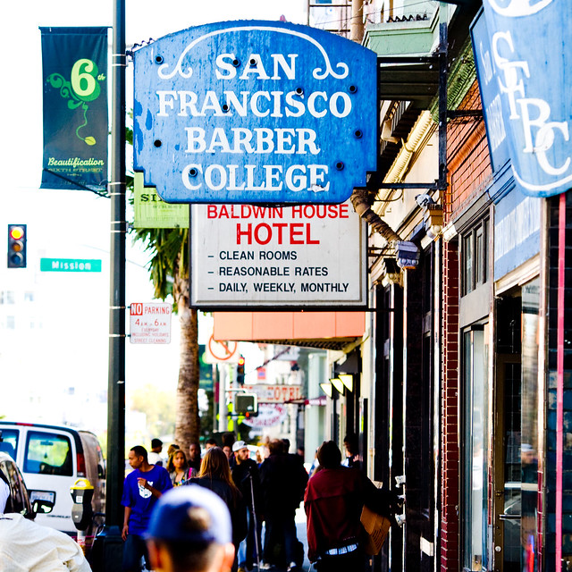 San Francisco Barber College Flickr - Photo Sharing!