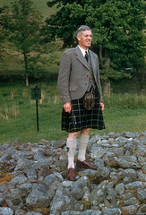 Proud to wear the kilt: Douglas Campbell (1959) by The Douglas Campbell Show