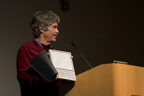 Alan Kay and the prototype of Dynabook, pt. 5