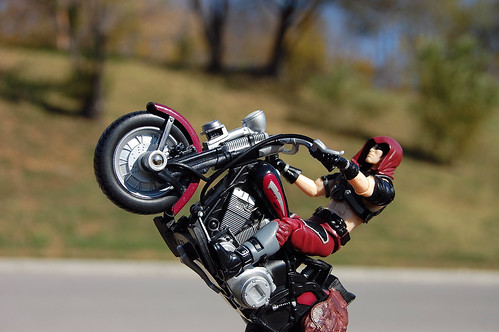 Zartan's New Bike Part 7