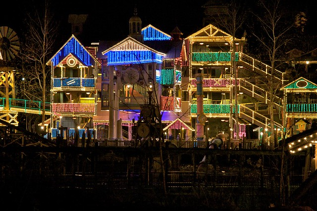 Silver dollar city christmas lights explore jbparker s