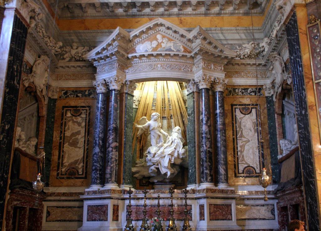 caracteristicas del arte barroco