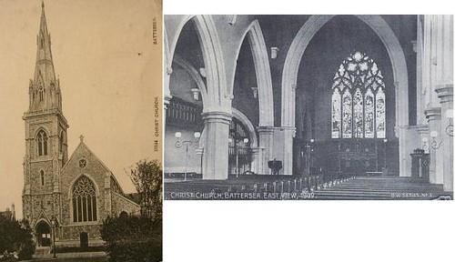 battersea christ church