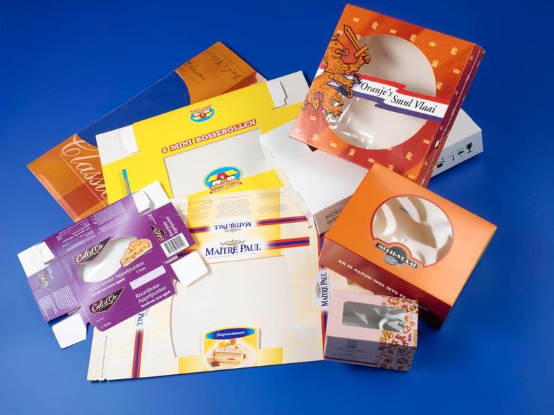 Carton folding industry