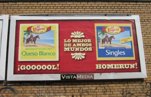 UNO Hispanic Branding- El Viajero Quesos