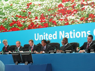 United Nations Climate Change opening