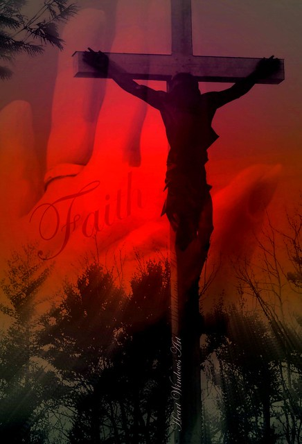 Reaching Out by Faith to the Cross