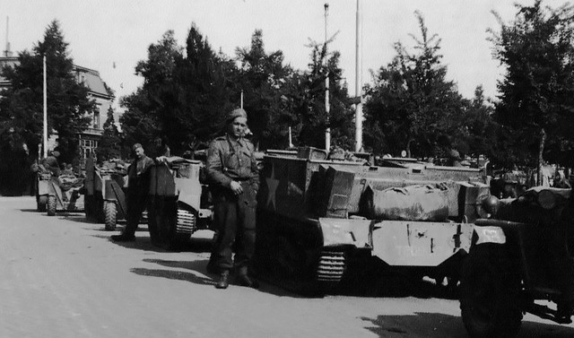 Guards Division 1944 Guards Armoured Division in