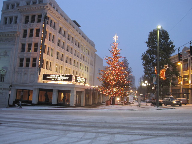 Tacoma Christmas Tree
