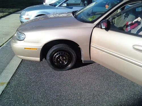 Recambio rueda