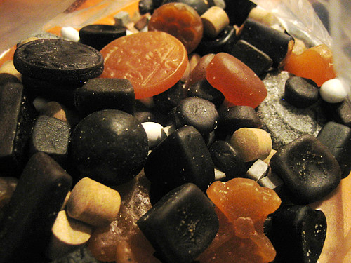 Dutch Liquorice