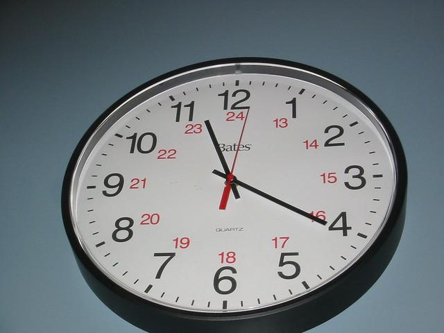 Obtuse Clock Flickr Photo Sharing