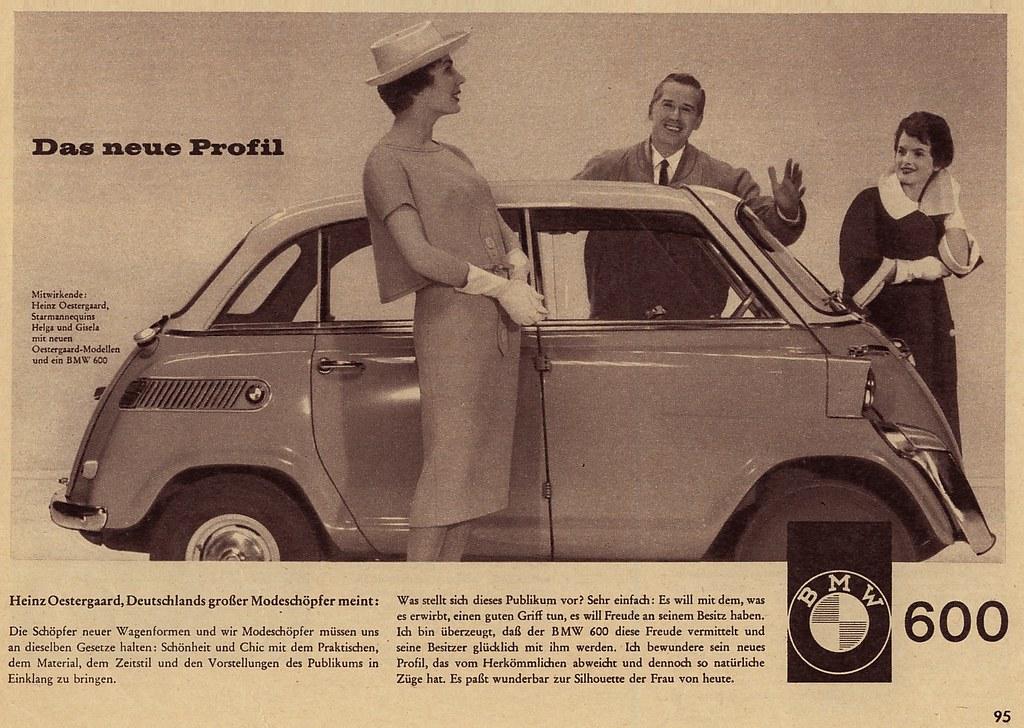 BMW 600 -