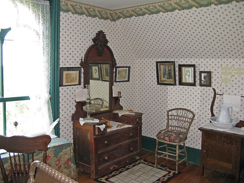 Bideford Parsonage Bedroom