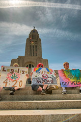 Cannabis Rally in Lincoln, NE (12)