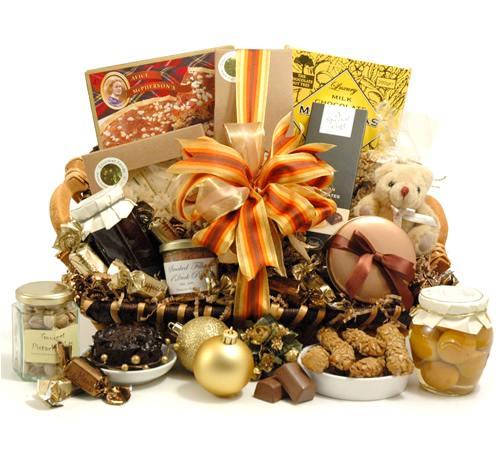 Las cestas de navidad son art culos de regalo perfectos for Decorando mi hogar