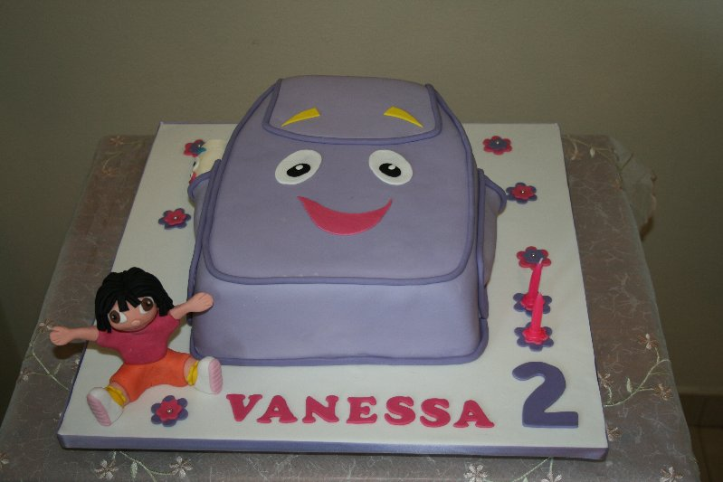 Dora Cake Recipe In English: Flickr - Photo Sharing