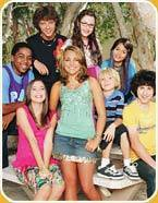 Zoey 101 Cast Zoey Chase Lola Zoey S Little Brother Gw