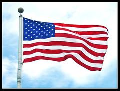 usa flag by R.Duran