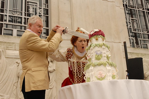 Shakespeare's Birthday at the Folger 2008
