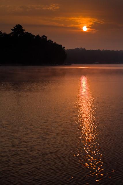 Legend Lake Sunrise