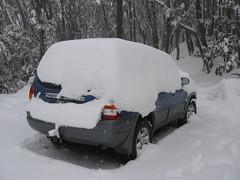 Snow Mobile!