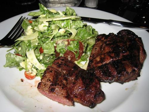 grass fed, beef, ribeye, steak, grain fed IMG_5754