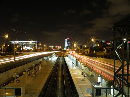 HaShalom Junction, Israel