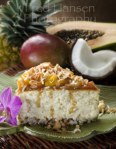 Tropical Cheesecake | Flickr - Photo Sharing!