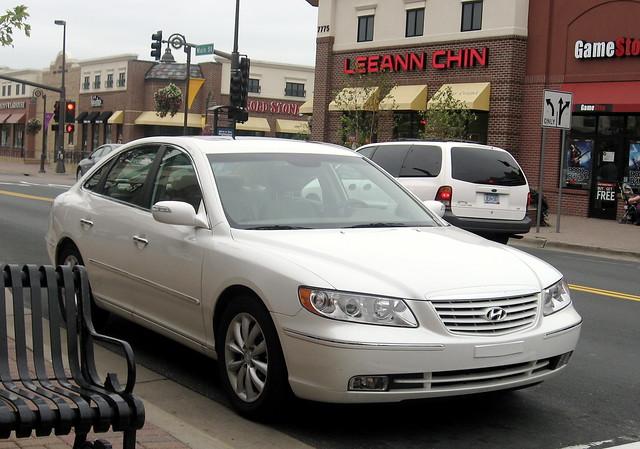 2008 Hyundai Azera 4