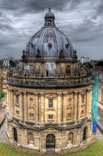 Radcliffe Camera HDR