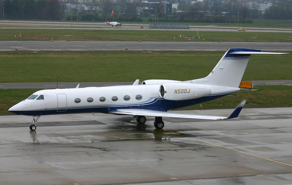 N500J - GLF5 - Kyrgyz International Airlines