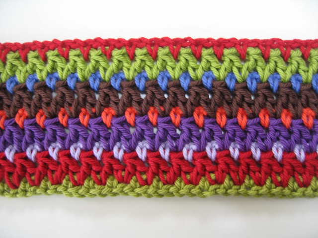 Crocheting Zig Zag Stitch : Zig-Zag Pip Stitch crochet Flickr - Photo Sharing!