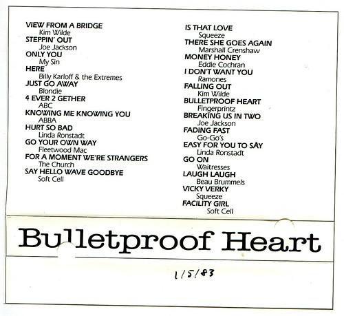 Bulletproof Heart