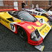 1990 Shell Porsche 962C Group C. Goodwood Festival Of Speed 2008. (Explore)