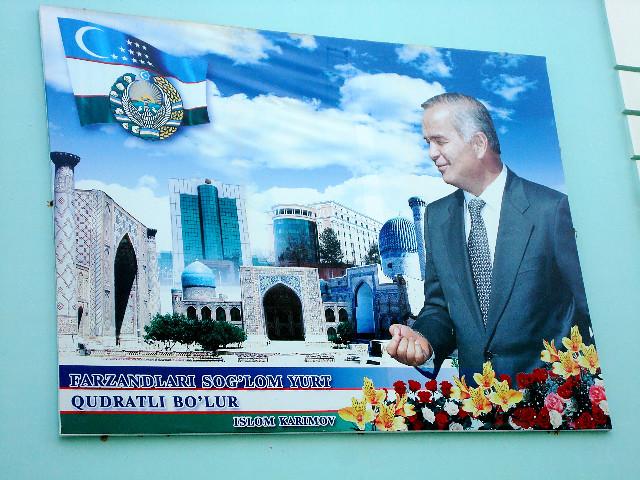 Islam Karimov (2)