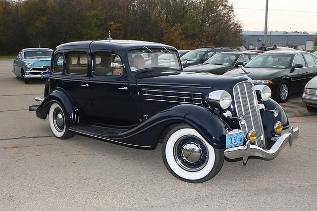 1935 Hudson 8 Explore Armchair Aviator S Photos On