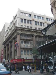 The old OK Bazaars Building