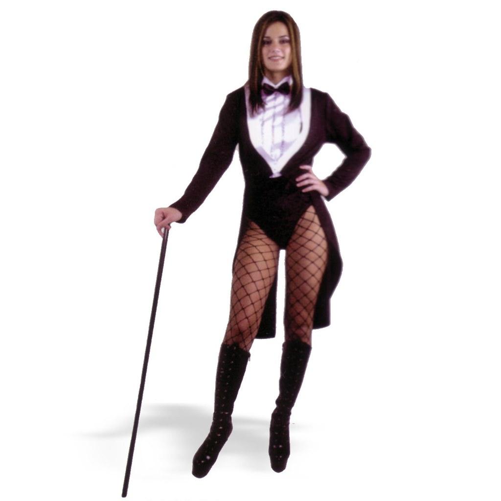 Sexy Women'S Tuxedo 69