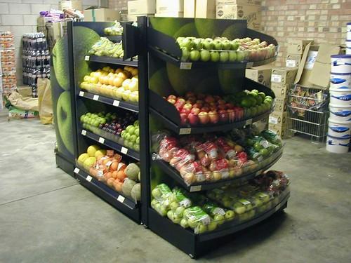 Gondola estanter as para la nueva era supermercados caem for La gondola muebles
