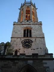 All Saints tower
