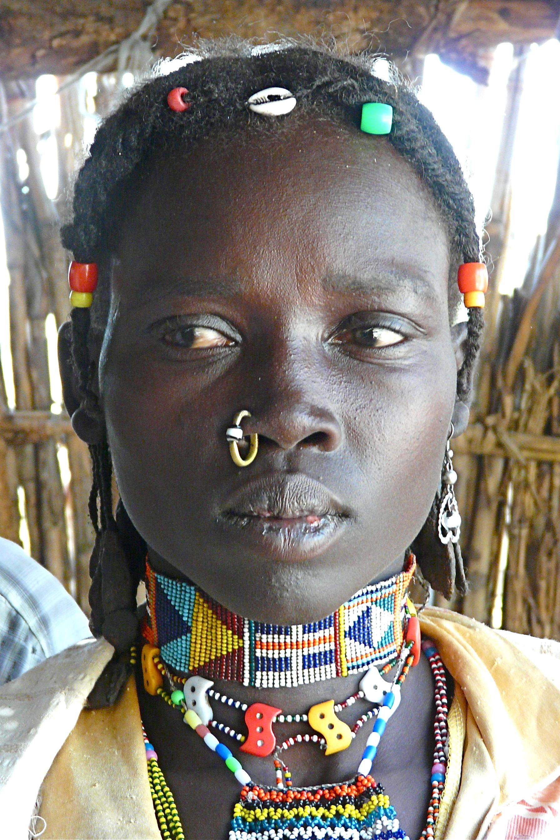 The Nuba Peoples Of North Sudan Warning Tribal Nudity
