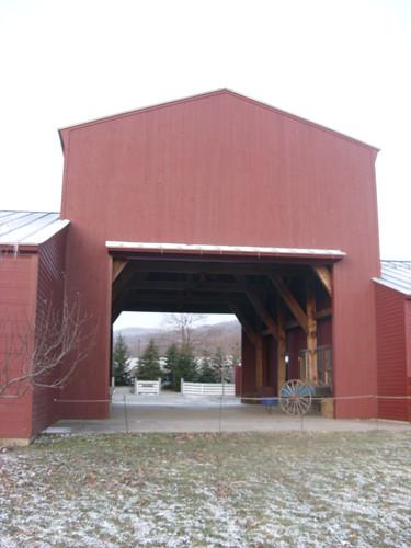 building church barn sunrise village massachusetts newengland shaker berkshires hancock pittsfield