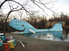 Blue Whale -- Catoosa, Oklahoma