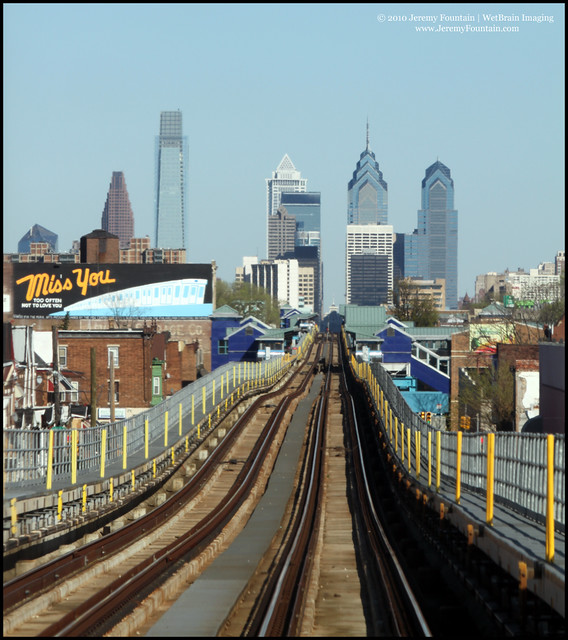 Frankford Bound Market Frankford El - Philadelphia PA